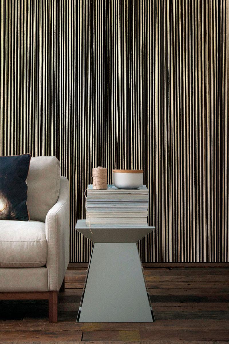 Vertical Line Design : Carta da parati vertical line luxury surface